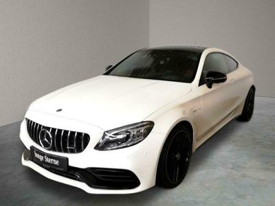 gebraucht Mercedes C63 AMG AMG S Coupé Drivers P.*Burmester*Comand*ILS