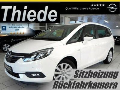 gebraucht Opel Zafira 1.6D ON 5-SITZER/AGR/LHZ/ALU/PDC