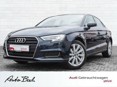gebraucht Audi A3 Limousine Design 1.4TFSI Stronic Navi SH EPH GRA