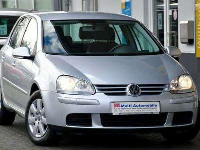 gebraucht VW Golf V Lim. Comfortline DSG Klima PDC Sitzheizun
