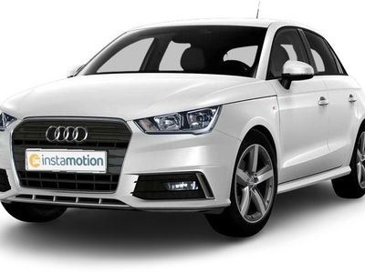 gebraucht Audi A1 Sportback A1 1.0 TSFI S-Line Navi Sitzh PDC