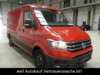 gebraucht VW Crafter Kasten 35 mittellang FW Rückfahrkamera