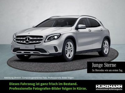 gebraucht Mercedes GLA220 d 4M Urban Navi LED Kamera Sitzkomfort
