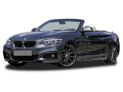 gebraucht BMW 230 230 i Cabrio M Sportpaket HK HiFi WLAN Tempomat
