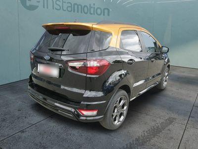 gebraucht Ford Ecosport EcoSportST-Line 1.0 EcoBoost Auto 6G XenonBose