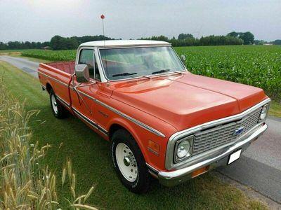 gebraucht Chevrolet C20 ChevyPickup TÜV + H-Kz NEU