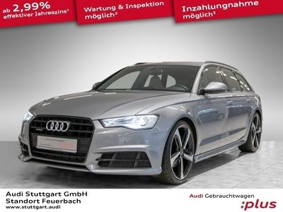gebraucht Audi A6 Avant 2.0 TFSI quattro S tronic S line Navi