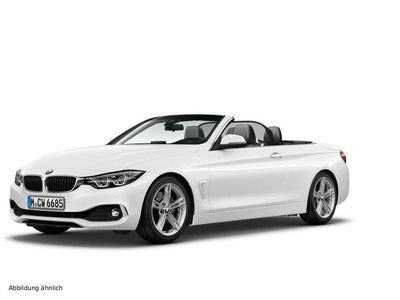 gebraucht BMW 430 i Cabrio Advantage HiFi LED WLAN Navi Prof.