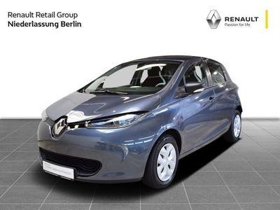used Renault Zoe LIFE AUTOMATIK zzgl. BATTERIE KLEINWAGEN