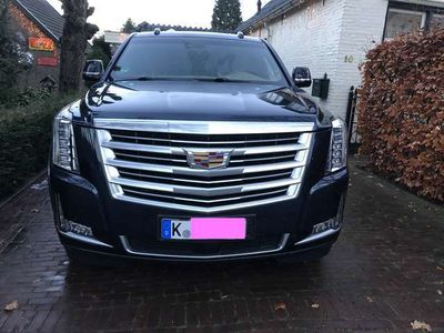 gebraucht Cadillac Escalade ESV 6.2 V8 AWD Platinum, Deutsches Fahrzeug, LPG