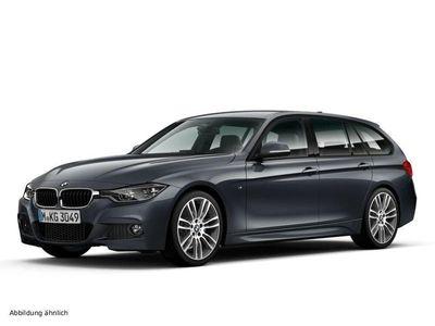 gebraucht BMW 325 d TouringMSport AHK NaviP Head-Up Ad.LED HIFI