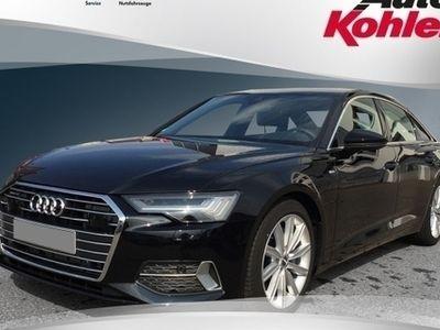 gebraucht Audi A6 sport 50 TDI quattro 210(286) kW(PS) 8-stufig