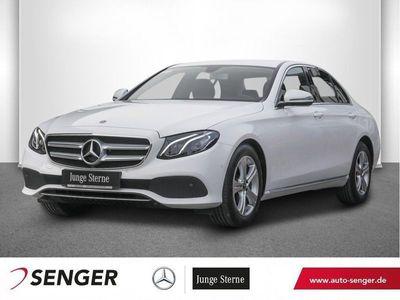 gebraucht Mercedes E200 Avantgarde Navi LED Totwinkel Rückfahrk.
