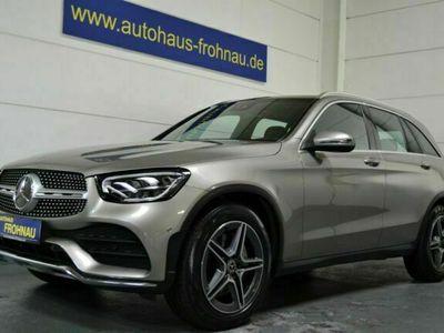 "gebraucht Mercedes 200 GLC4Matic AMG Aut. 19""Zoll Pano el. AHK"
