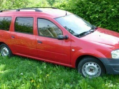 gebraucht Dacia Logan MCV 1.4