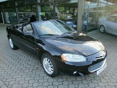 gebraucht Chrysler Sebring Cabriolet 2.7 LX *braucht Arbeit*Leder*Automatik*