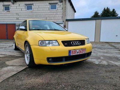 gebraucht Audi S3 1.8 T quattro