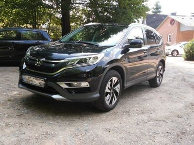 used Honda CR-V 1.6i DTEC 4WD Automatik Executive