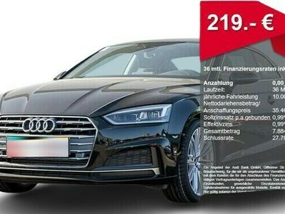gebraucht Audi A5 A5Coupe 40 TFSI S LINE LM19 VIRTUAL LED NAVI+ KAMERA