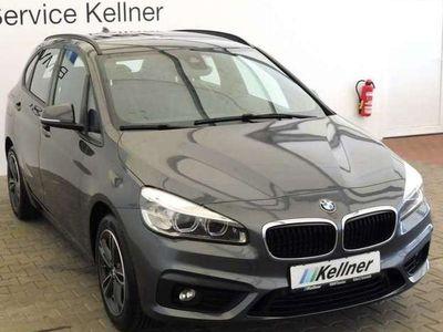 gebraucht BMW 220 Active Tourer d Leder,Navi,LED, Parkassist
