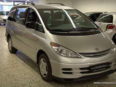 gebraucht Toyota Previa 2.0 D-4D linea LUNA 7 Sitzer Klimaautomatik