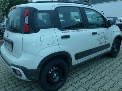 gebraucht Fiat Panda Cross Panda New City WAZE 1.2 LED