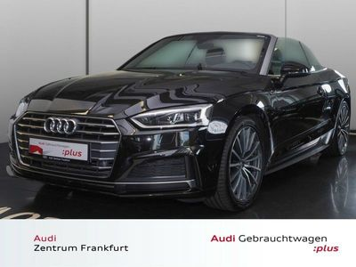 gebraucht Audi A5 Cabriolet sport 2.0 TFSI 185 kW (252 PS) S tronic