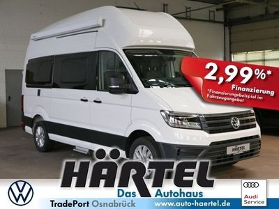 gebraucht VW California CRAFTER GRAND600 TDI SCR AUTOMATIK (+A