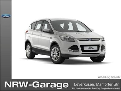 used Ford Kuga 2.0 TDCi 4x4 Aut. Individual, Easy-Driver 1, Key-Free-Paket, Panoramadach, 19'' LMF