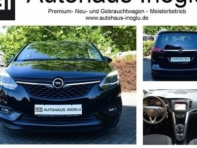 käytetty Opel Zafira 1.4 T S&S Navi950/Cam Klimaauto. Alu17 Temp PDC OnStar NSW 7 Sitzer