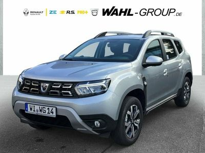 gebraucht Dacia Duster Sondermodell UP&GO TCe 100 ECO-G 2WD ABS