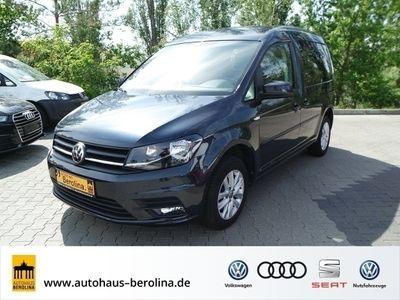 used VW Caddy Kombi 2.0 TDI Trendline *NAVI*PDC*KLIMA*