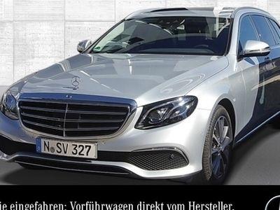 używany Mercedes E250 Exclusive Fahrass Multibeam Distr+ SHD