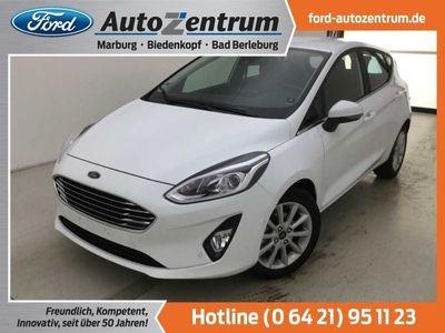 gebraucht Ford Fiesta 1.0 EcoBoost Titanium Aut. RFK -xx%*