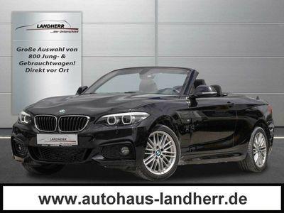 gebraucht BMW 218 d Cabrio M Sport bei Gebrachtwagen.expert