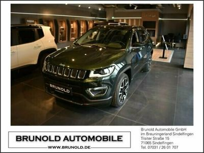 gebraucht Jeep Compass Limited 1.3l GSE 110kW (150PS) DCT 4x2