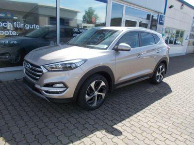 used Hyundai Tucson Premium 4WD
