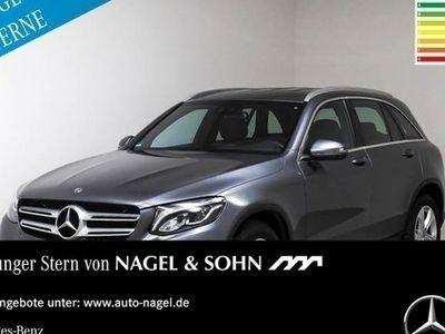 gebraucht Mercedes GLC250 4M LED