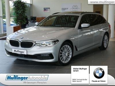 used BMW 530 i Touring Sport Line KomfSi DrivAss+ HUD HiFi