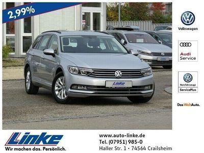 gebraucht VW Passat Variant 2,0 TDI DSG Navi/ACC/AHK/PDC vo.+