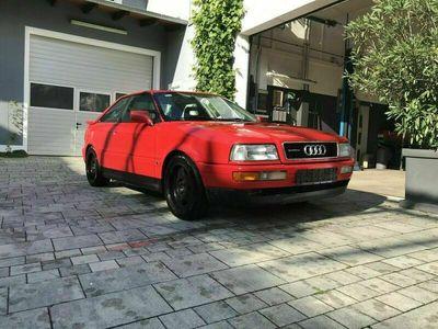 gebraucht Audi 80 coupe b4 (Satinausstattung) Kein Q...