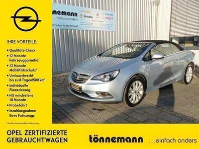 gebraucht Opel Cascada Cascada1.4 Excellence OnStar, Navi, Par