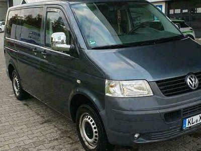 gebraucht VW Caravelle T5 2,54*4
