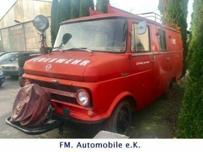 gebraucht Opel Blitz Feuerwehrfahrzeug