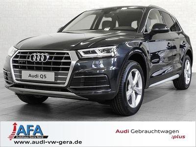 gebraucht Audi Q5 sport 45 TFSI*quattro*245PS*S tronic