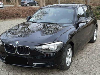 gebraucht BMW 116 i Aut. Sport Line