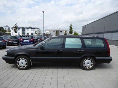 gebraucht Volvo 850 Kombi Klima Teilleder AHK TV 01.2020