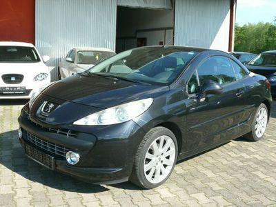 gebraucht Peugeot 207 CC Platinum