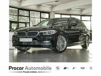 gebraucht BMW 520 i A Sport Line Nav LED Driveass Parkass+ 19