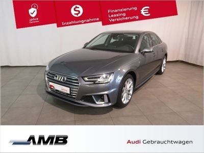 gebraucht Audi A4 A4 sport TDI